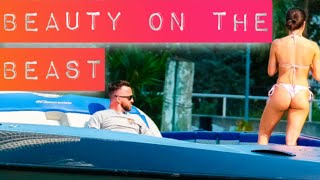 WOW BEAUTY ON THE BEAST! Spring Break Wild | Haulover inlet boats | Miami River