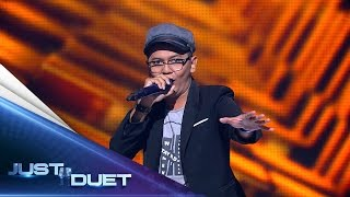 Adit is charming and dangerous with Wonderwall by Oasis - Audition 2 - Just Duet
