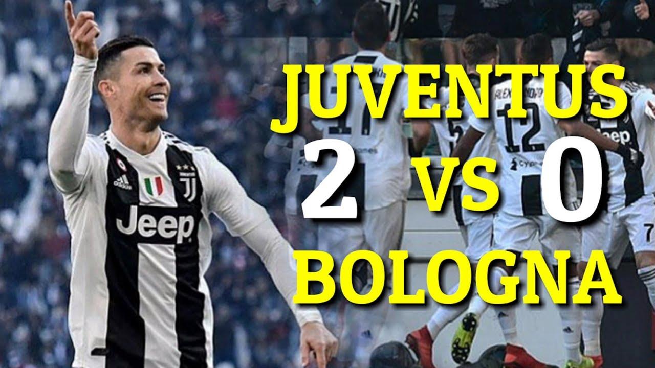 Cuplikan goal Juventus vs Bologna 2-0 Liga Serie A | 23/6 ...