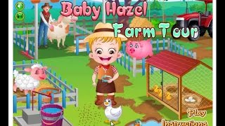 Baby Hazel Learning Kids Game Compilation 3D - Educational Baby Games for Kids - Dora The Explorer