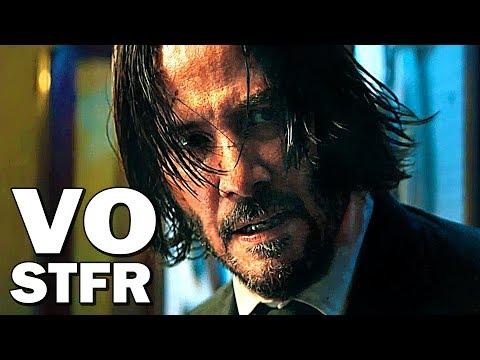 JOHN WICK 3 Trailer VOSTFR ★ (NOUVEAU FILM Bande Annonce)