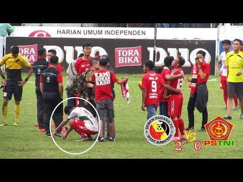 Semen Padang FC vs PS TNI  2-0 All Goal & Highlights Liga 1 !! Tangisan Sang Pemenang :(