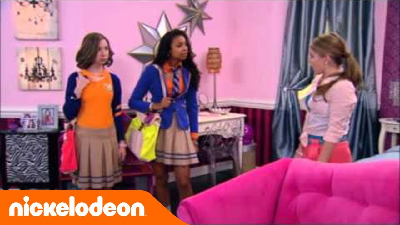 Download Teen Witch   L'iguane   Nickelodeon France