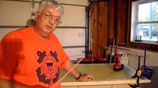 Recycling A Kitchen Cabinet Into A Woodworking Assembly Bench Part 4
