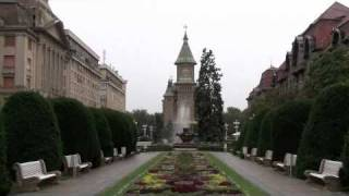 Romania: Day 65 -Tour of Timisoara