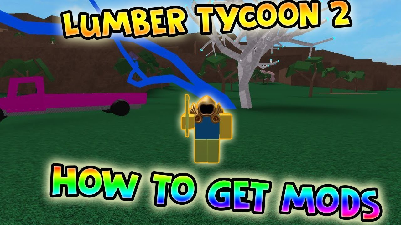 Roblox Lumber Tycoon 2 How To Mod The Game Gold Axes - lt2 mod menu roblox xbox