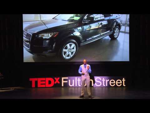 The Power is in your perception | Kinja Dixon | TEDxFultonStreet