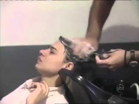 Pegadinha   Camera Escondida   Shampoo esperimental