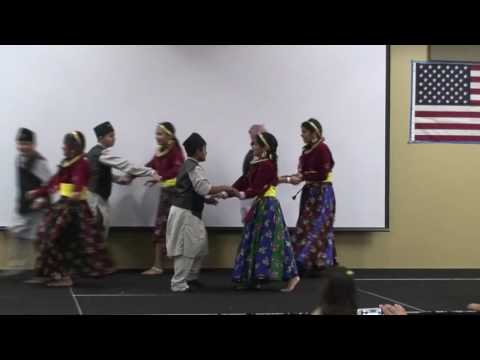 Greater Austin Nepali Society Teej 2016, Kids dance