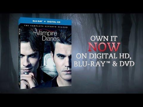 The Vampire Diaries Season 7 DVD & Blu-Ray Promo (HD)