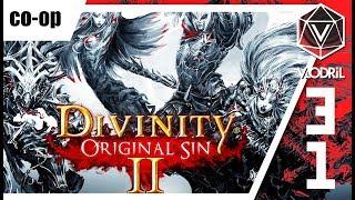 Sinners - Let's Play Divinity Original Sin 2 Part 31 - Co-op - Indie Isometric RPG - Lohse / Fane