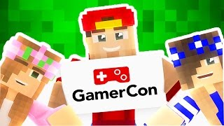 "Kelly & Carly Vlogs : GAMERCON ""The Best Bits"""