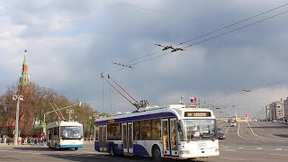 "Trolleybuses of Central Moscow or ""The day when six routes terminated"""
