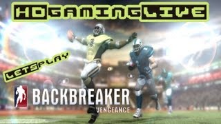 Backbreaker Vengeance Lets Play!