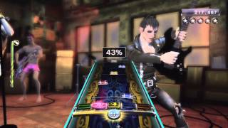 """Rock Band 3 - """"Jessica"""" by the Allman Brothers Band - Guitar 100% FC"""