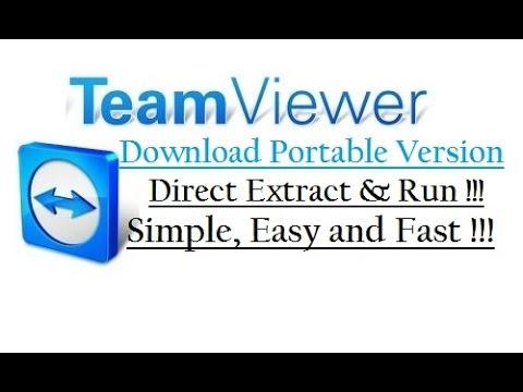 teamviewer 10 descargar portable