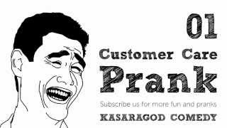 #01 malayalam call customer care funny prank