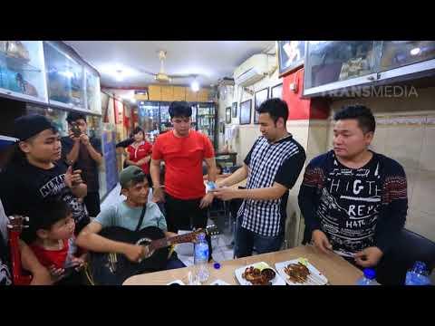 JANJI SUCI -  Raffi Dan Billy Nyanyi Bareng Pengamen (2/1/18) Part 4