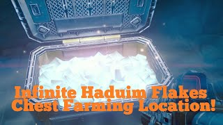 Destiny: The Taken King - Infinite / Unlimited Hadium Flake Chest Farming