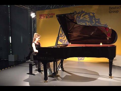 Beethoven - Sonata op.111 in c minor (Jamina Gerl)