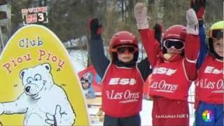 Les Orres : station de ski des Hautes-Alpes