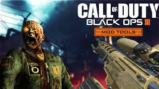 RUST ZOMBIES! Challenge With Mods Live! |Call Of Duty Bo3 Zombies| Interactive Stream!