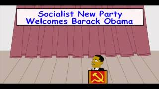 Obama member of Socialist New Party