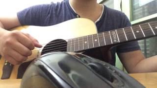 Anh đã quen với cô đơn - Soobin Hoàng Sơn Guitar Cover - Hợp Âm