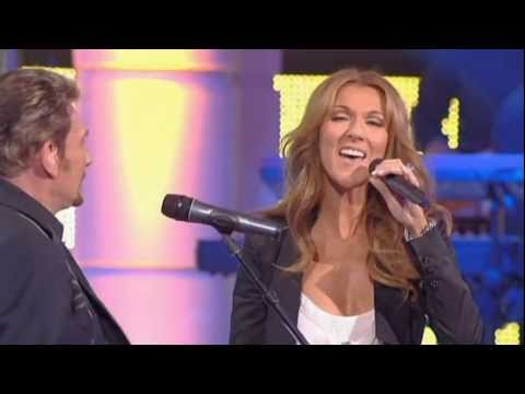 Blueberry Hill with Johnny Hallyday   TF1 Special