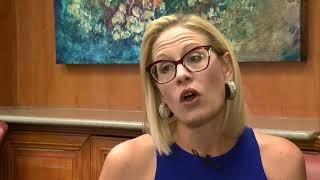 EXTENDED INTERVIEW: Senate Candidate Kyrsten Sinema