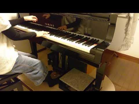 """『風立ちぬ』より""""菜穂子(めぐりあい)""""/久石譲/Naoko/The Wind Rises/Joe Hisaishi /Piano"""
