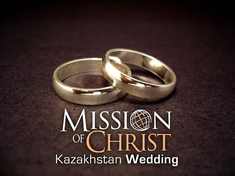 Kazakh Wedding - Jennifer Anderson