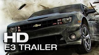 THE CREW E3 Trailer | 2013 Official Ubisoft [HD]