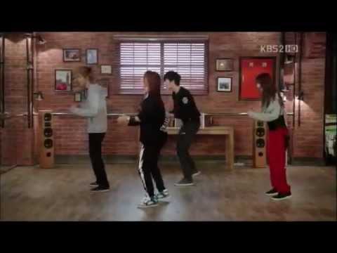 Dream High 2 Jr (Eui Bong), Park Soon Dong,Park Hong Joo,Lee Seul   Vs .JB, Si Woo, Nana,  Ailee