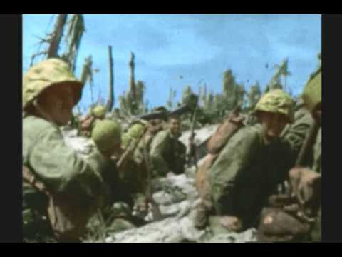 TARAWA 2 of 2 WWII RARE COLOR FILM