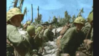 TARAWA 2 of 3 WWII RARE COLOR FILM