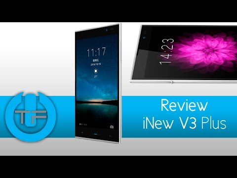 Review iNew V3 Plus - Ana?lisis completo