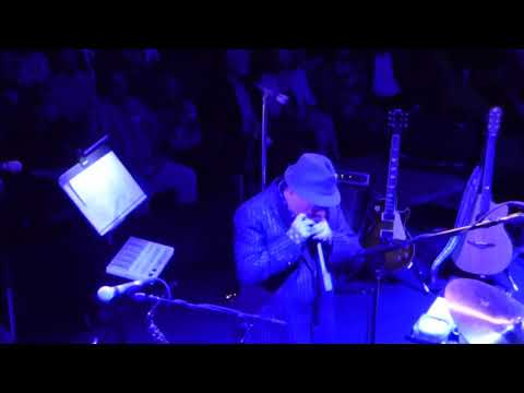 Van Morrison: Miner Auditorium, SFJazz, 102317, Goin to Chicago