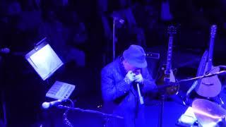 Van Morrison Miner Auditorium SFJazz 10 23 17 Goin