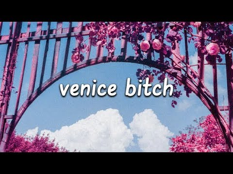 Lana Del Rey - Venice Bitch (Lyrics)
