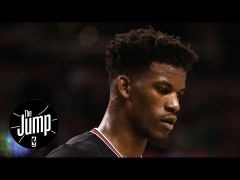 Should Jimmy Butler Stay With Chicago Bulls?   The Jump   ESPN