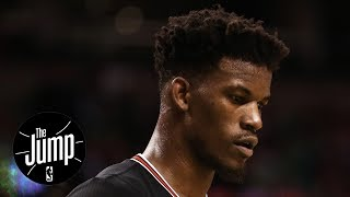 Should Jimmy Butler Stay With Chicago Bulls? | The Jump | ESPN