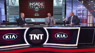 Inside the NBA: Playing with a Heavy Heart   NBA on TNT