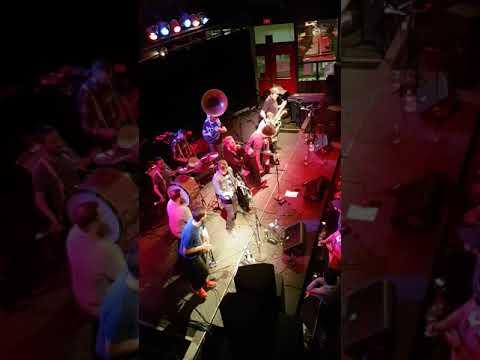 McNasty Brass Band Thunder Bay 2018