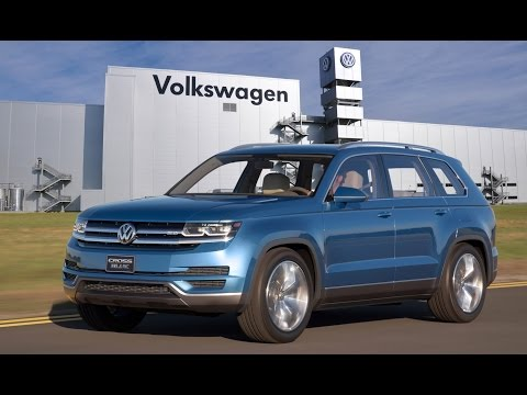 VW Chattanooga to build Crossblue SUV