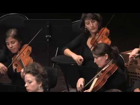 OFJ Baroque 2009.  Purcell- Suite extraite de Fairy Queen