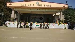 Republic Day Skit - Holy Cross School, Najafgarh
