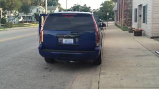 2016 escalade tail lights on a 2011 Tahoe