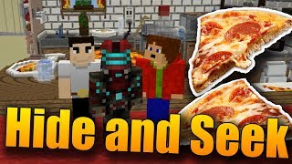 🍕PIZZOVÝ HIDE AND SEEK!🍕😂 w/Porty, McCitron