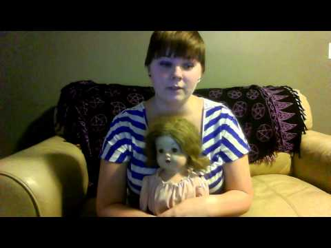 Composition Doll Rosemary